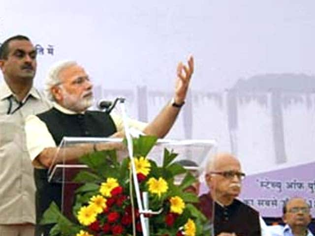 Video : For Narendra Modi, working on world's tallest statue, a new order is placed