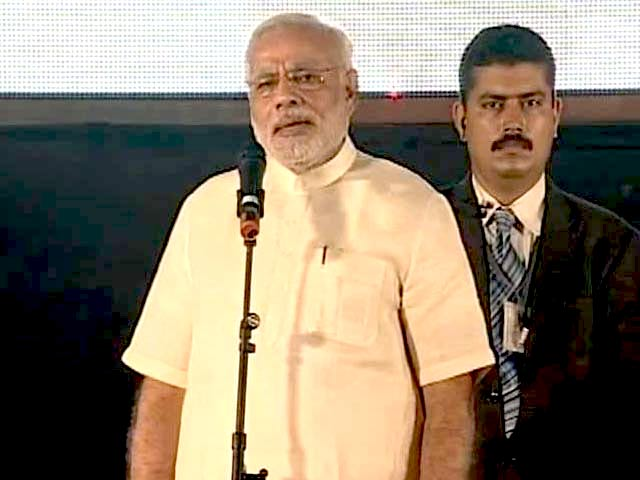 Video : India the only nation without a war memorial: Narendra Modi