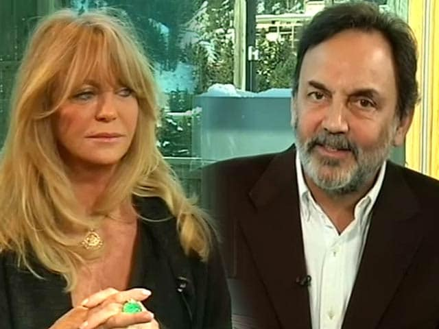 Being 21-year-old  star freaked me out: Goldie Hawn to NDTV