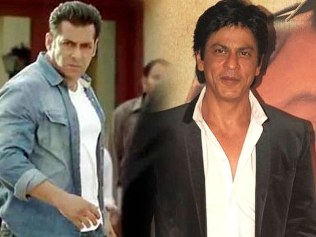 Video : Jai Ho's Ho Hum, Kat's mystery man and SRK's prolonged rest