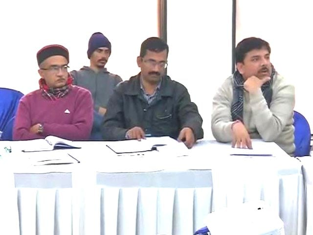 Video : AAP government finalising Lokayukta Bill