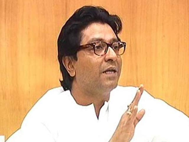 Video : Raj Thackeray booked for telling party workers '<i>phod dijiye, pitiye</i>'