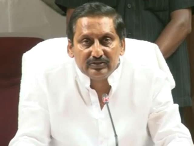Video : Telangana vote in Parliament in February, says Congress