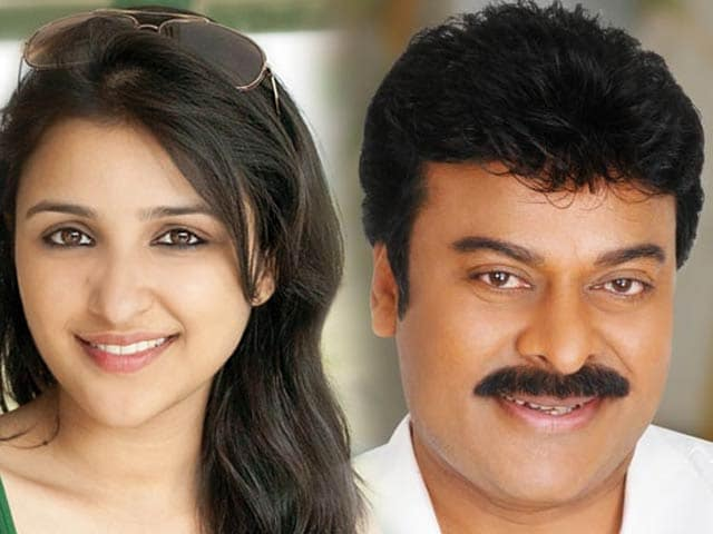 Parineeti's 'no' to Chiranjeevi
