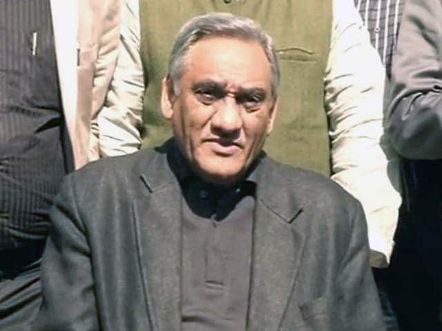 Video : Uttarakhand chief minister Vijay Bahuguna resigns