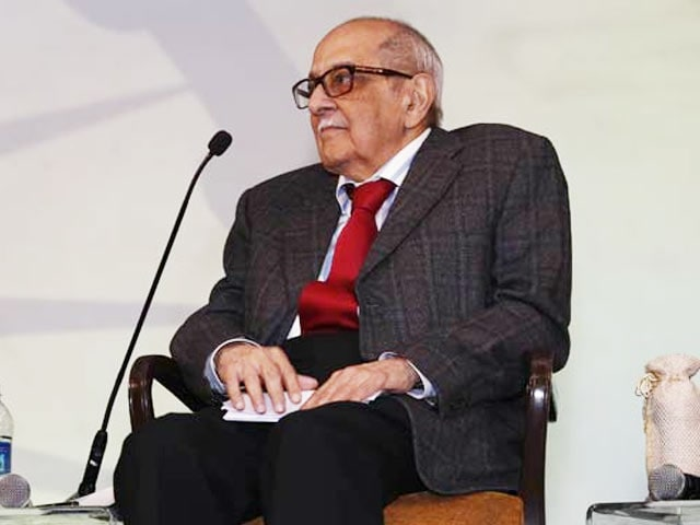 Video : Fali Nariman: Tireless protector of our rights and liberties