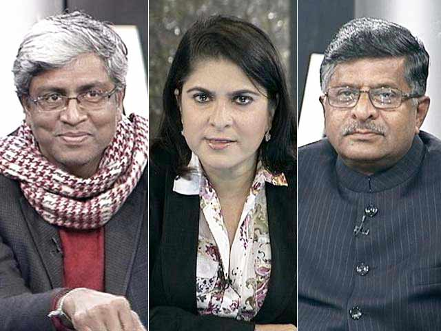 Video : The NDTV Dialogues: Anarchy in today's politics