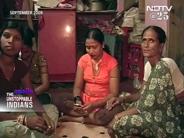 Video : Unstoppable Indians: Sonagachi's Union (Aired: September 2009)