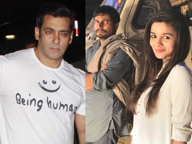 Video : Salman's dismay, Shuddhi's delay and the new song of Highway