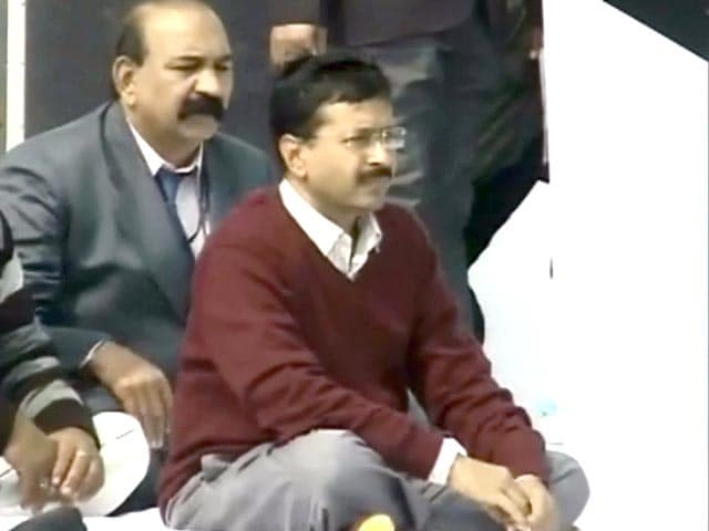 Video : Will go to any extent for Jan Lokpal Bill: Arvind Kejriwal