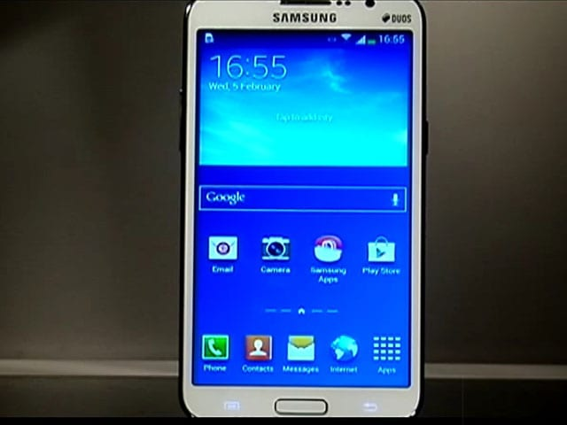 Video : Cell Guru smartphone review: Samsung Galaxy Grand 2