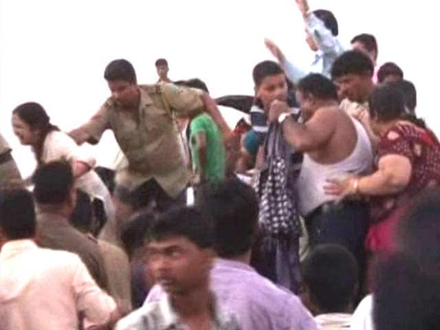 Video : 12 dead as boat capsizes in Odisha's Hirakud reservoir