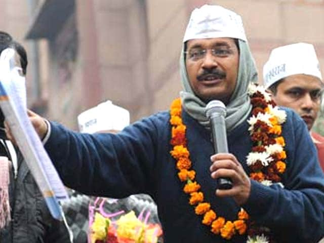 Video : Anti-graft Jan Lokpal Bill must be discussed at stadium: Arvind Kejriwal