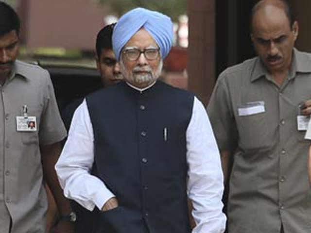 Video : My heart bleeds over these scenes: PM on Telangana protests in Parliament