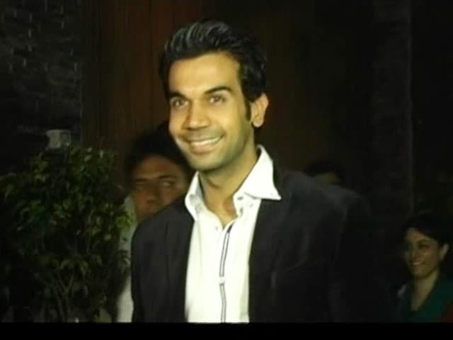 Video : Rajkummar Rao to star with Vidya, Emraan in film