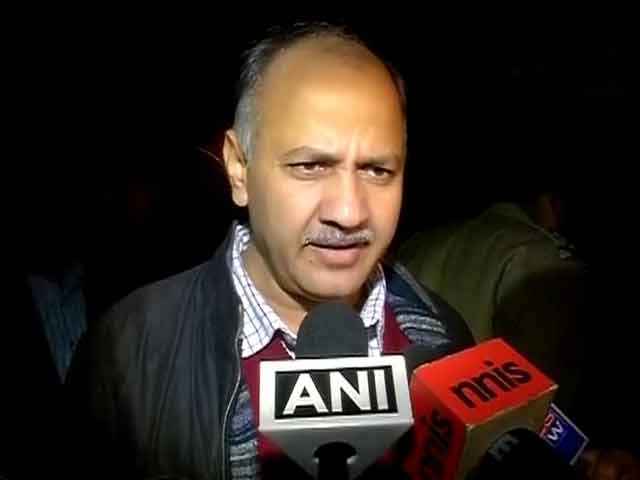 Video : AAP to continue as caretaker government for 5-6 days: Manish Sisodia