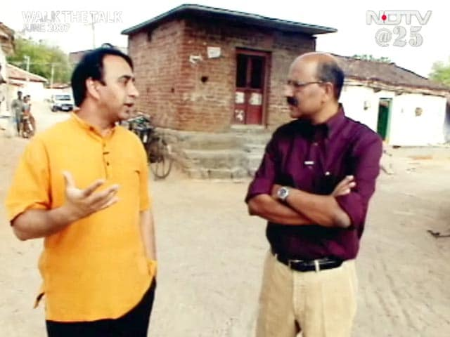 Video : Walk The Talk with Vikram Akula (Aired: June 2007)