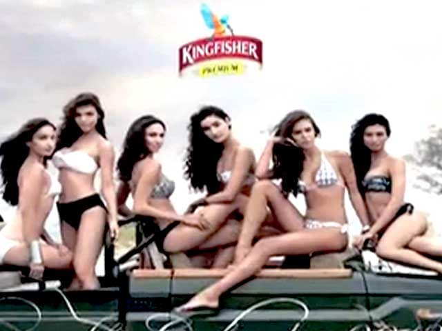 Video : Six of the world's hottest ladies get candid for Kingfisher Calendar 2014