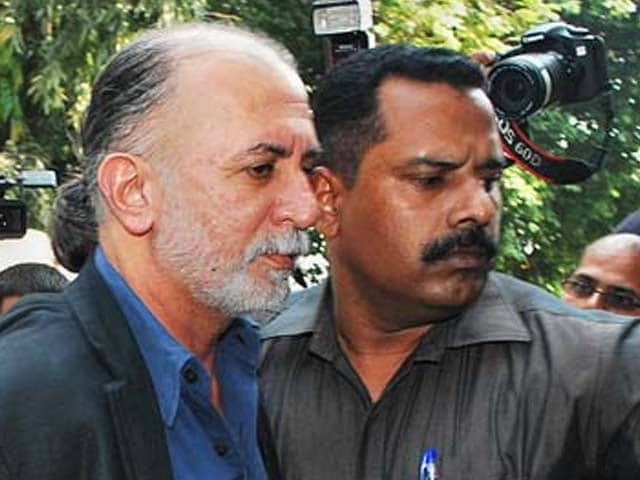 Video : Tehelka's Tarun Tejpal charged with rape in Goa police charge-sheet