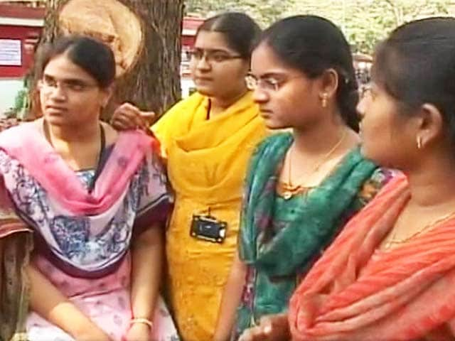 Video : Seemandhra students caught in the divide