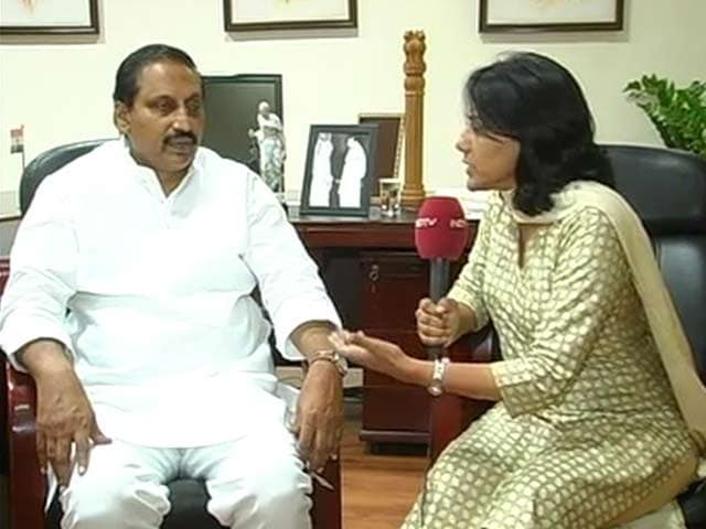Video : As Kiran Reddy resigns, rebel Congress leaders plan next move