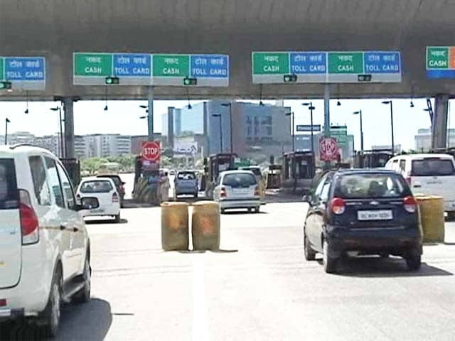 Video : Delhi-Gurgaon expressway now a smooth, toll-free ride