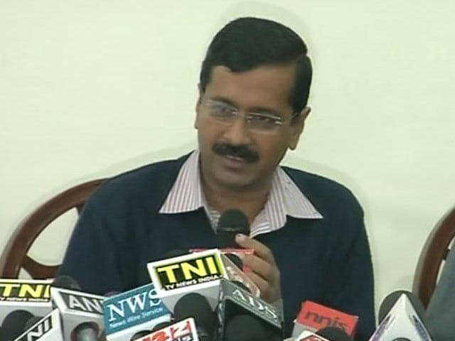 Video : Mr Modi, clear your stand on Mukesh Ambani: Kejriwal in letter
