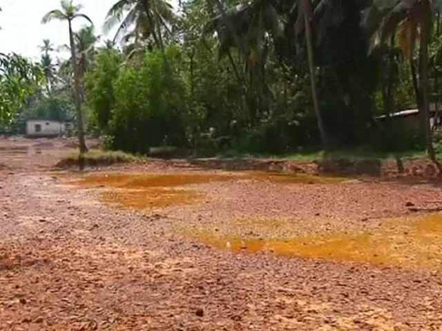 Video : Toxic industrial waste contaminates water, poisons lives in Kerala's Kollam district