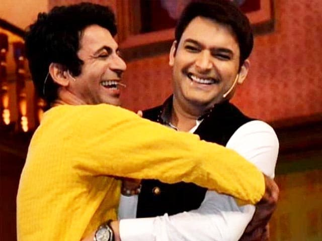 Video : Kapil, Sunil ki <i>Gutthi</i>