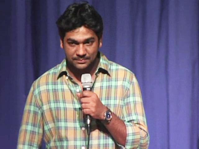 Video : Cartoon by heart, comedian by nature - Zakir Khan