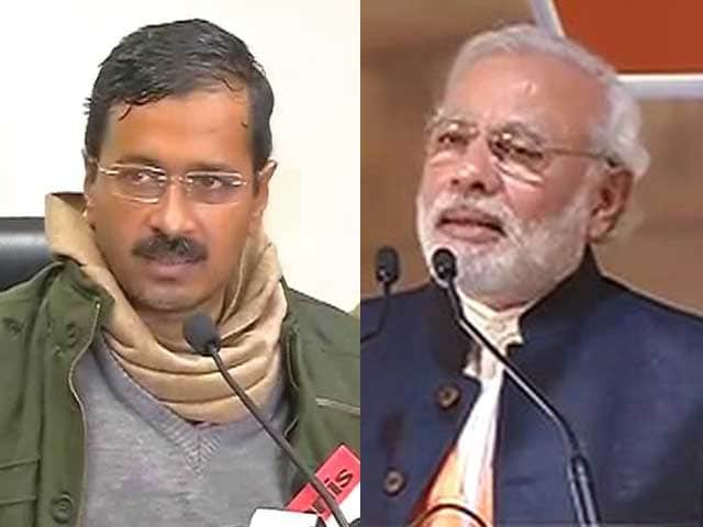 Video : AAP yatra: It's Arvind Kejriwal vs Narendra Modi in Uttar Pradesh today