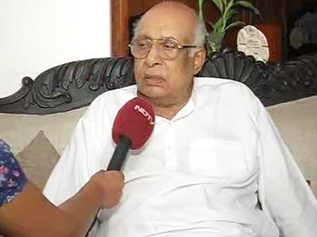 Video : Lokpal must be chosen, don't approve asking for applications: Justice KT Thomas