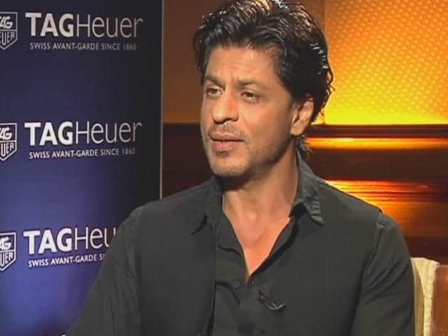 Video : SRK: the king of all times
