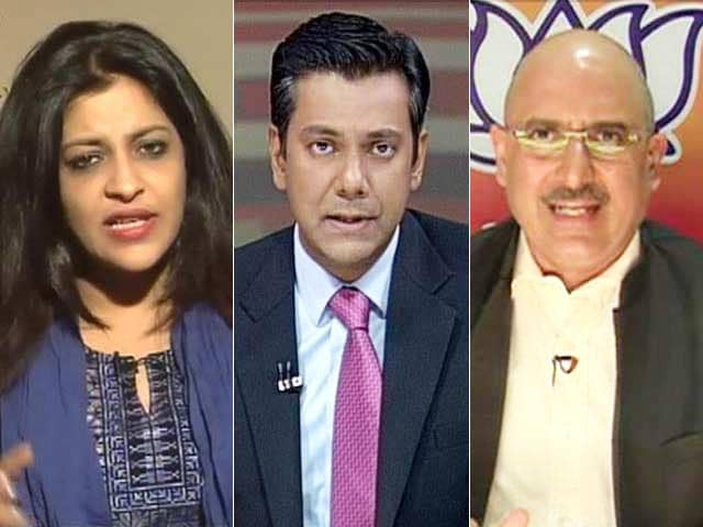 Video : AAP-BJP clash: Who's to blame?