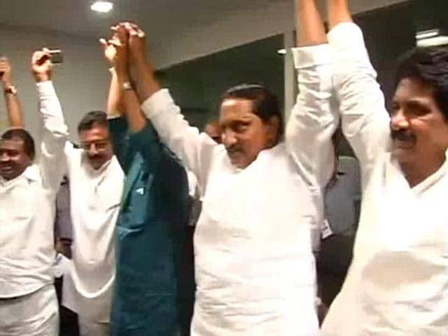 Video : A new party for Andhra Pradesh, courtesy Kiran Kumar Reddy