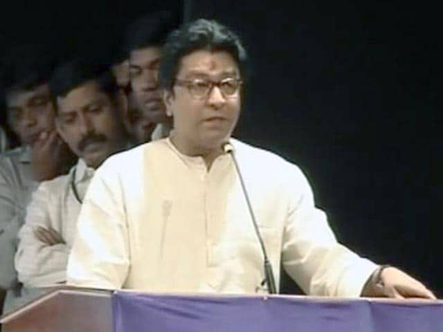 Video : Will contest elections but support Narendra Modi, says Raj Thackeray