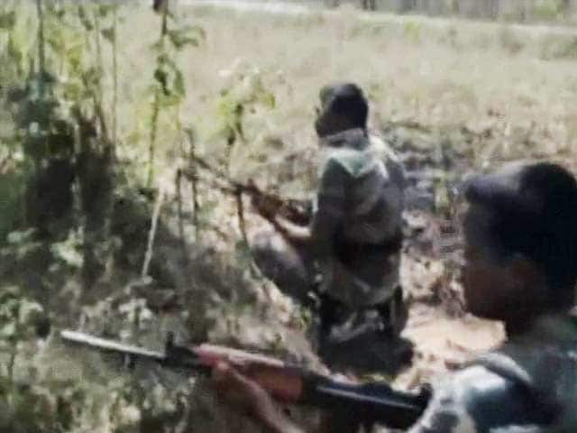 Video : 15 jawans killed in Naxal attack on security forces in Chhattisgarh