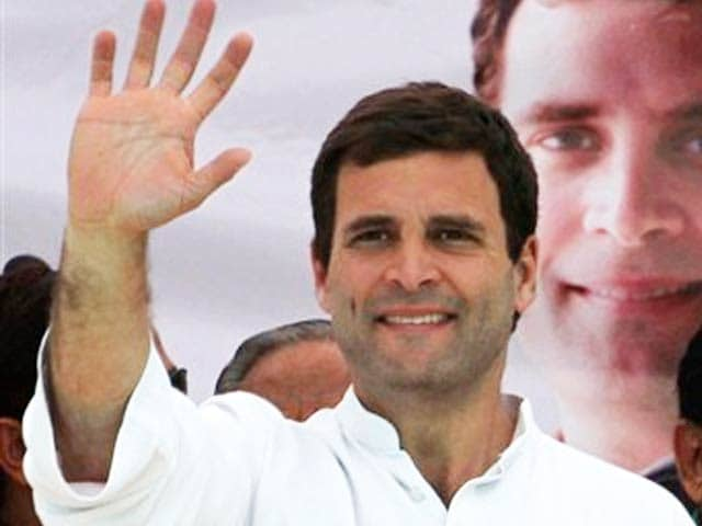 Video : Rahul Gandhi compares Narendra Modi to Hitler