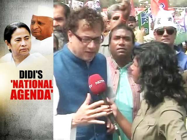 Video : We will fight all seven seats in Delhi: Derek O'Brien