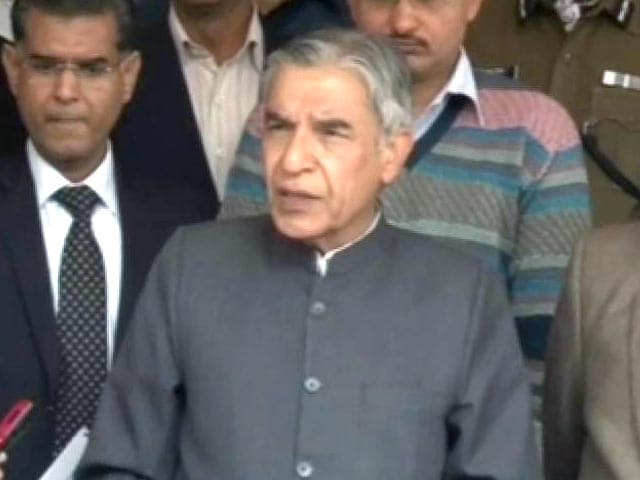 Video : Pawan Bansal likely to get Congress ticket, Suresh Kalmadi may be dropped