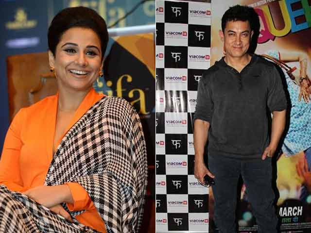 Video : Bombay Velvet to clash with Peekay; Vidya Balan concealing baby bump?