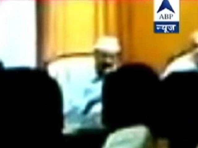 Video : Entire media is sold out, Arvind Kejriwal reportedly said