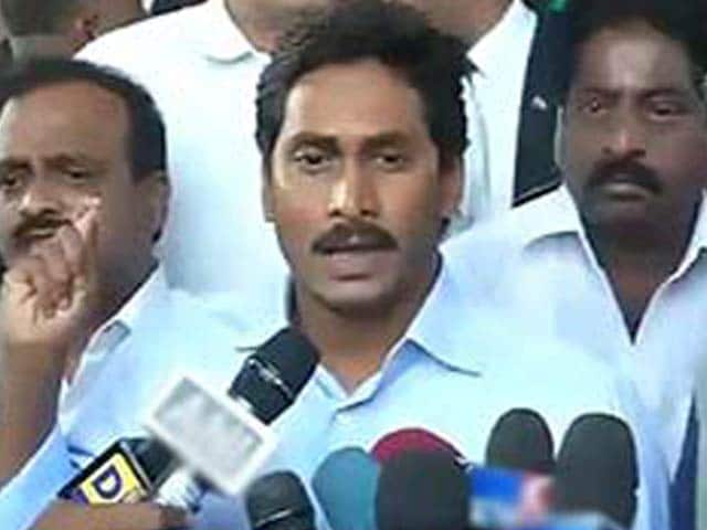 Video : NDTV's Opinion Poll: Jagan Mohan Reddy, a very big deal