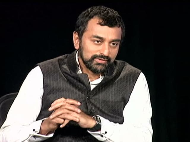 Sreenivasan Jain Best in the Field with Sreenivasan Jain