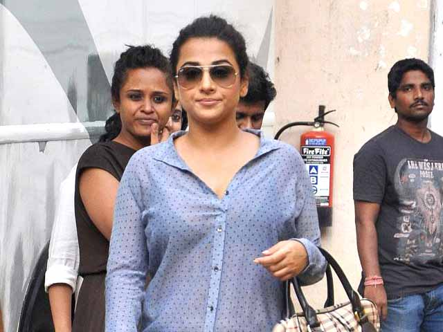Video : Is Vidya Balan pregnant?