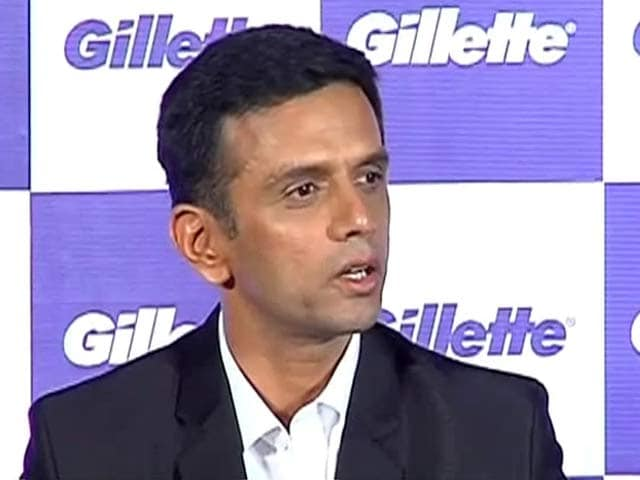 Video : Rahul Dravid not keen in coaching India now