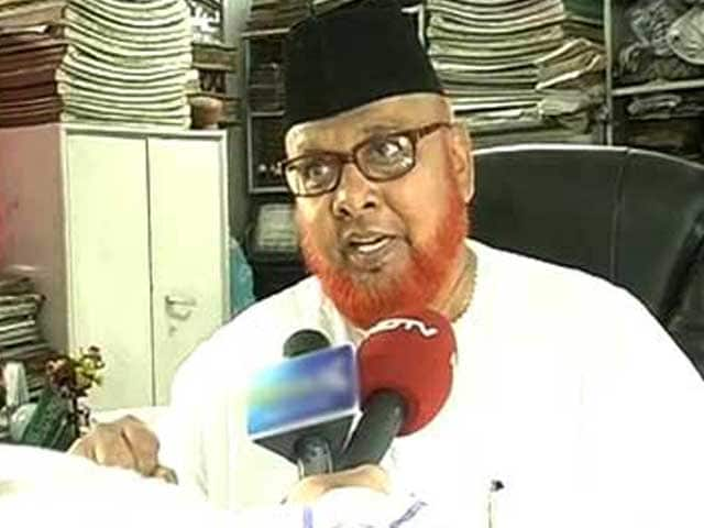 Video : Top Muslim cleric drops bombshell on Mamata Banerjee, says she could go with Congress
