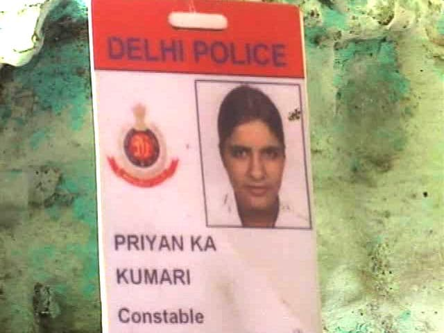 Video : 23-year-old woman constable found dead in Delhi guest house; fiance arrested