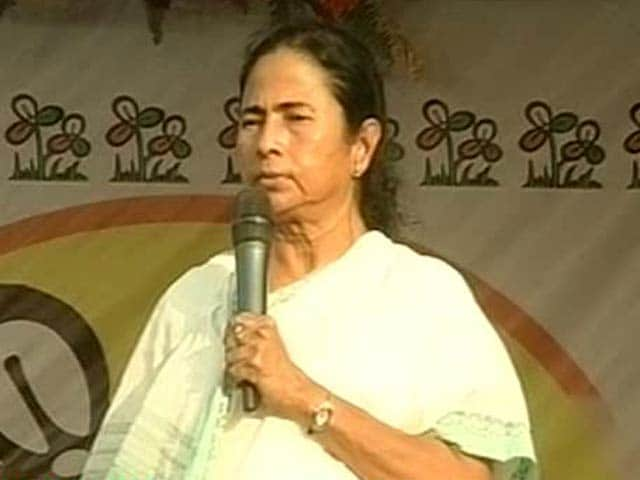 Video : Some people chanting NaMo, but the game isn't so easy: Mamata
