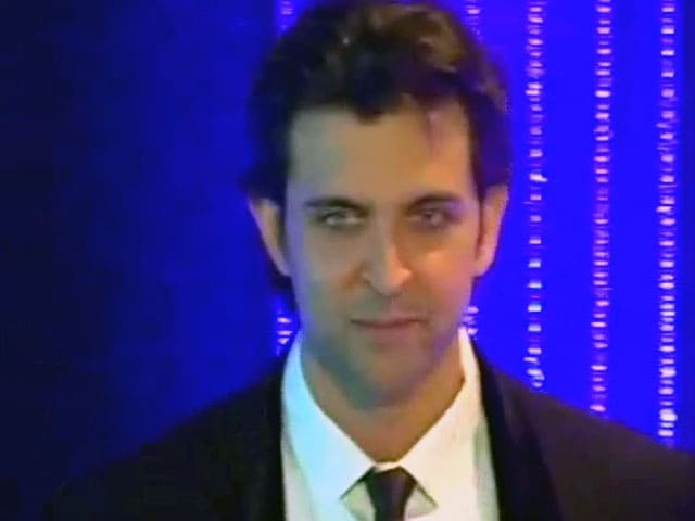 Hrithik Roshan back with a Bang